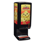 Gold Medal 5300 El Nacho Grande Bag Cheese Dispenser w/ 3 Button & Air-Tight Controls