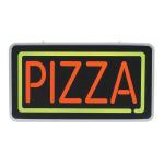 Gold Medal 5884 Pizza Lighted Menu Sign