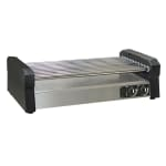 Gold Medal 8552-00-000 45 Hot Dog Roller Grill w/ Slanted or Flat Top, 120v