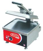Skyfood EB350 Heavy Duty Flat Sandwich Grill w/ Thermostat Control, Adjustable Top