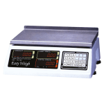 Skyfood PC-100-NL 60-lb Dual Range Electronic Price Computing Scale w/ 6-Digit LCD