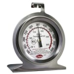 Cooper 24HP-01-1 Oven Thermometer, 100 to 600 F, HACCP Referenced Color Zones