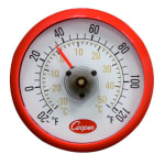 Cooper 535-0-8 Refrigerator Freezer Milk & Walk-In Cooler Thermometer, -20 To 120 Degrees F