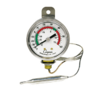 """Cooper 6642-06-3 2"""" Panel Type Thermometer, -40 To 60-Degrees F"""