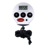 Cooper TS100-0-8 Chef's Timer, Electronic w/ Recall Feature & Stopwatch Capability