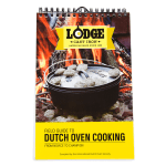 Lodge CBIDOS Field Guide to Dutch Oven Cooking Cookbook w/ 128 Pages