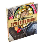 Lodge CBLDO 34-Recipe Dutch Oven Cooking Cookbook w/ 165 pages