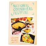 Lodge CBWR National Cornbread Festival Winning Recipes Cookbook w/ 64 Pages