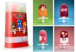 Zoku ZK108 Character Kit w/ 14-Stencils & 1-Faceplate, Stand, Pusher Tool, Sample Designs