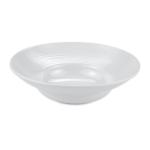 "GET B-12-MN-W 9.25"" Round Pasta Bowl w/ 12-oz Capacity, Melamine, White"