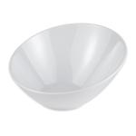 """GET B-782-W 7.3"""" Round Salad Bowl w/ 14-oz Capacity, Melamine, White"""