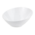 "GET B-790-W 12"" Round Pasta Bowl w/ 1.9 qt Capacity, Melamine, White"
