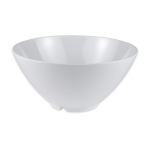 "GET B-791-W 11"" Round Serving Bowl w/ 4-qt Capacity, Melamine, White"