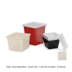 GET ML-149-IR 2 qt Salad Crock, Melamine, Ironstone