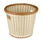 "GET WB-1522-TT 14"" Round Bread Basket, Polypropylene, Two-Tone"
