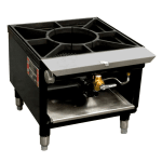 Town SR-18-SS-P 1-Burner Stock Pot Range, LP