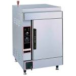 Market Forge ALTAIR II-6 Electric Floor Model Steamer w/ (6) Full Size Pan Capacity, 208v/1ph