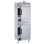 Market Forge SIRIUS II-12 Gas Floor Model Steamer w/ (12) Full Size Pan Capacity, LP