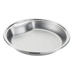 Spring USA 372-66/36 4-qt Insert Pan for Round Chafer, Stainless