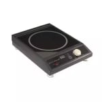 Spring USA SM-181C-T Countertop Commercial Induction Range w/ (1) Burner, 110 120v