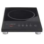 Spring USA SM-651C-T Countertop Commercial Induction Range w/ (1) Burner, 120v