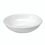 "Oneida R4570000710 4.13"" Botticelli Fruit/Condiment Bowl - Porcelain, Bright White"
