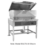 Southbend BGLTS-40 40 gal Tilting Skillet w/ Pour Strainer, Stainless, LP