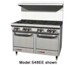 """Southbend S48AC 48"""" 8-Burner Gas Range, NG"""