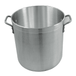 Update APT-100 100-qt Aluminum Stock Pot