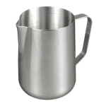 Update EP-66 66-oz  Espresso Milk Pitcher - Stainless