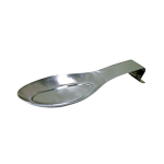 "Update SR-9/SS 9"" Spoon Rest w/ Large Bowl, Stainless"