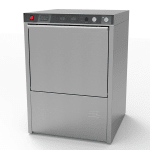 Moyer Diebel 201HT High Temp Rack Undercounter Dishwasher - (25) Racks/hr, 208v/1ph