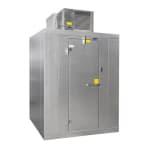 Norlake KLB771014-C R Indoor Walk In Refrigerator w/ Top Mount Compressor, 10' x 14'