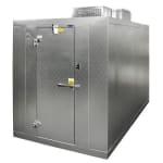 Norlake KLB77610-C Indoor Walk-In Refrigerator w/ Top Mount Compressor, 6' x 10'