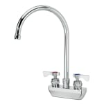 "Krowne 14-402L Low Lead Royal Series Faucet, 8 1/2"" Long, Splash Mount"