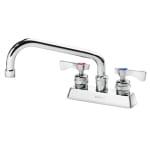 Krowne 15-308L Low Lead Royal Series Faucet, Deck Mount, Swing Nozzle