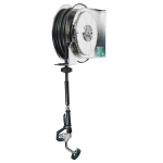 Krowne 24-602 35-ft Enclosed Hose Reel Assembly, Mounts To Ceiling