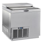 "Krowne BC36-SS 36"" Forced Air Bottle Cooler - Holds (192) 12-oz Bottles, Stainless Interior, 115v"