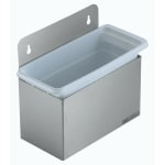 Krowne C-31 Standard Series Garnish Drain w/ Removable Perforated Basket