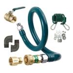 """Krowne M7524K 24"""" Gas Connector Kit w/ 3/4"""" Male/Male Couplings"""