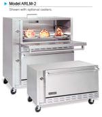 American Range ARLM-2 Double Multi Purpose Deck Oven, LP