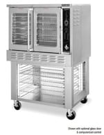 American Range MSD-2 Double Full Size Gas Convection Oven - LP