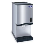 Manitowoc Ice CNF-0201A-L Countertop Nugget Ice Dispenser w/ 10 lb Storage - Cup Fill, 115v