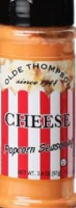 Olde Thompson 1700-65 Popcorn Cheese, 3.4-oz Jar