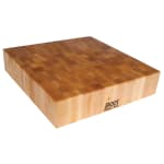 "John Boos BB01 Chopping Block, 24x24x6"", Hard Rock Maple, Reversible"