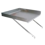 "John Boos BDDS8-24 Detachable Drain Board for 24 x 24"" Budget Sink, Stainless"