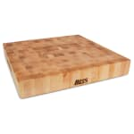 "John Boos CCB1818-225 Chopping Block, 18x18x2.25"", Hard Rock Maple, Reversible"