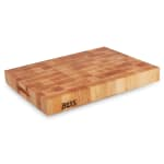 "John Boos CCB2015-225 Chopping Block, 20x15x2.25"", Hard Rock Maple, Reversible"