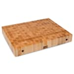 "John Boos CCB3024 Chopping Block, 30 x 24"", 4"" Hard Rock Maple End Grain"