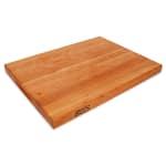 "John Boos CHY-R03 Reversible Cutting Board, 20x15x1.5"", Cherry"